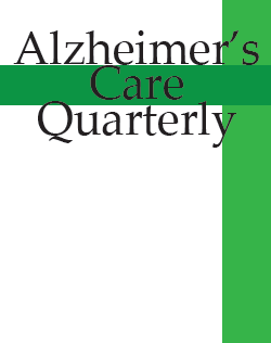 Leading Journal for Alzheimer's Disease Concludes Harm Linked to Understaffing